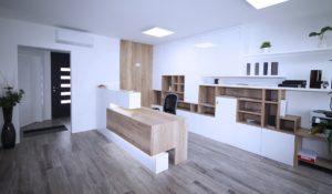 Büro Möbel im Cara Schauraum im Premstätten