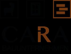 Cara Bauunternehmen Logo